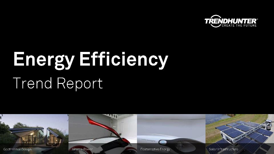 Energy Efficiency Trend Report Research