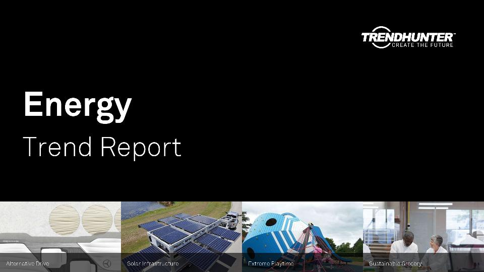 Energy Trend Report Research