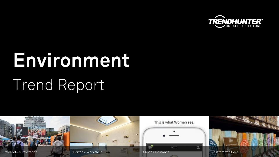 Environment Trend Report Research