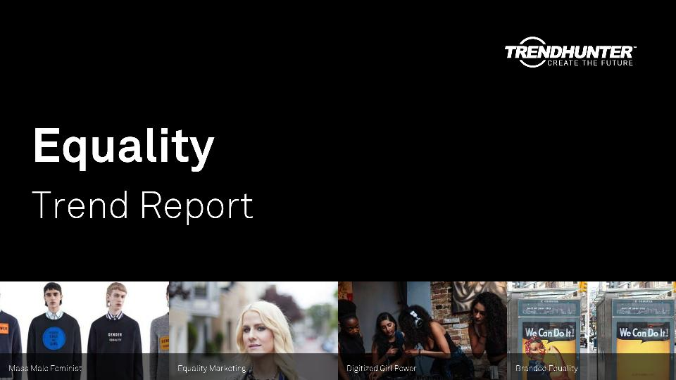 Equality Trend Report Research