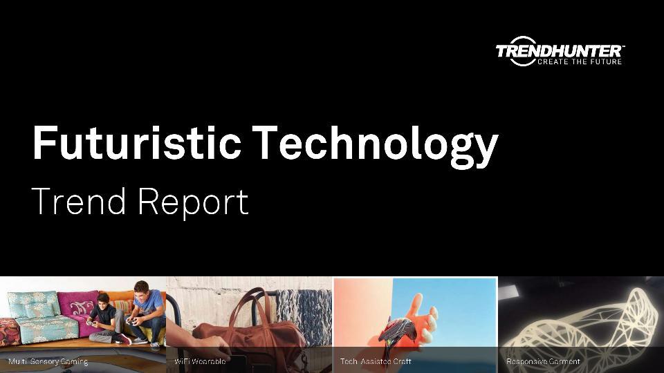 Futuristic Technology Trend Report Research