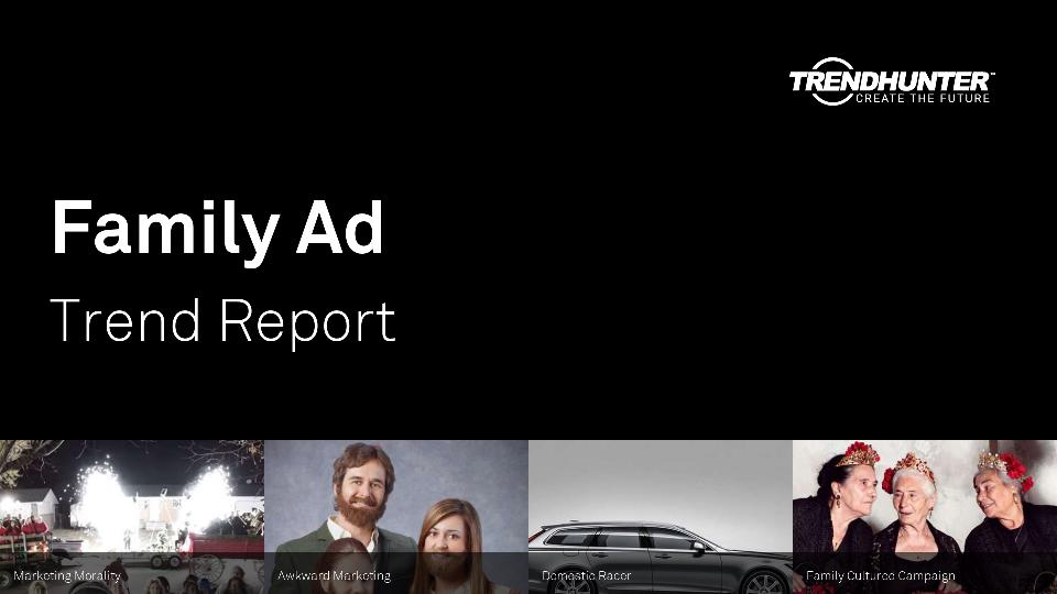Family Ad Trend Report Research