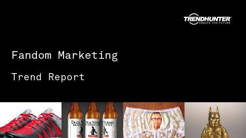 Fandom Marketing Trend Report and Fandom Marketing Market Research