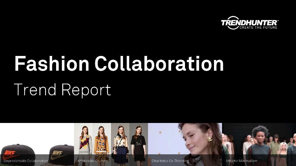 Fashion Collaboration Trend Report Research