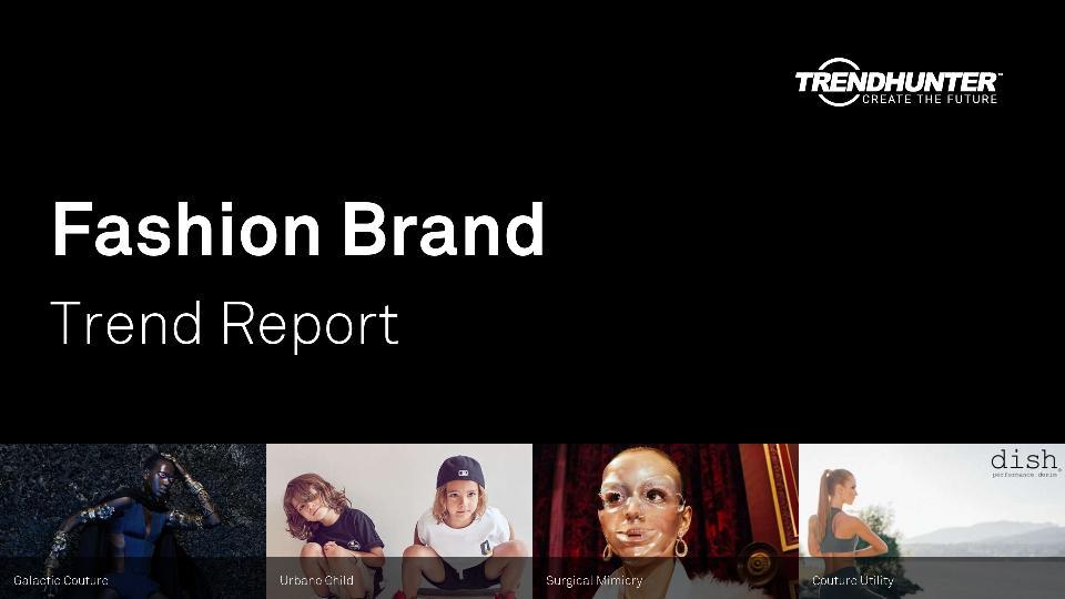 Fashion Brand Trend Report Research