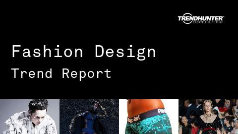 Fashion Design Trend Report and Fashion Design Market Research