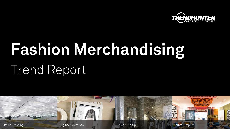 Fashion Merchandising Trend Report Research