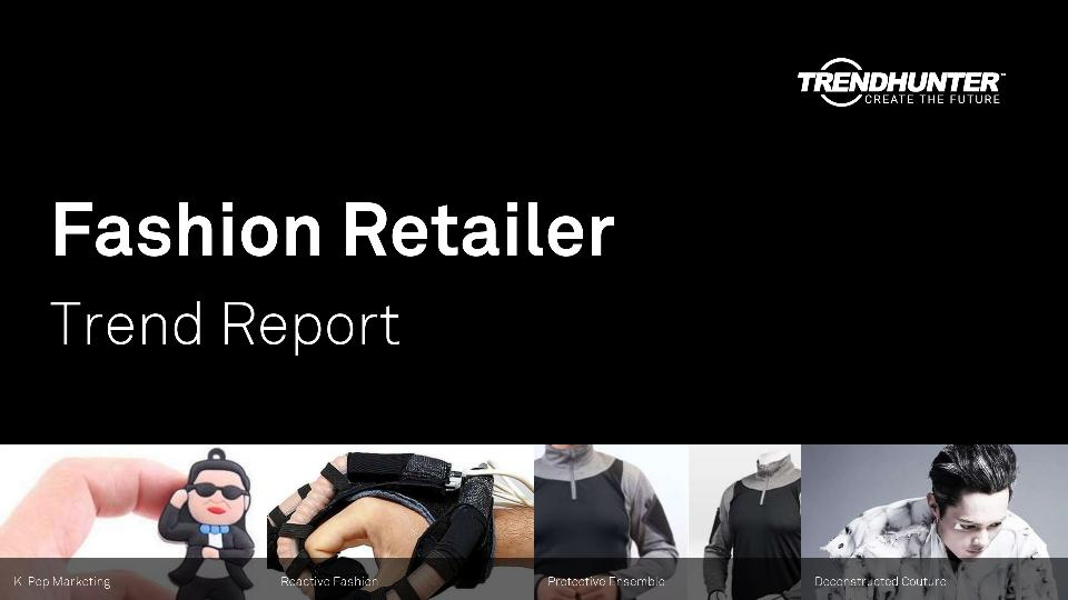 Fashion Retailer Trend Report Research