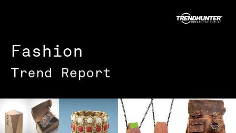 Fashion Trend Report and Fashion Market Research