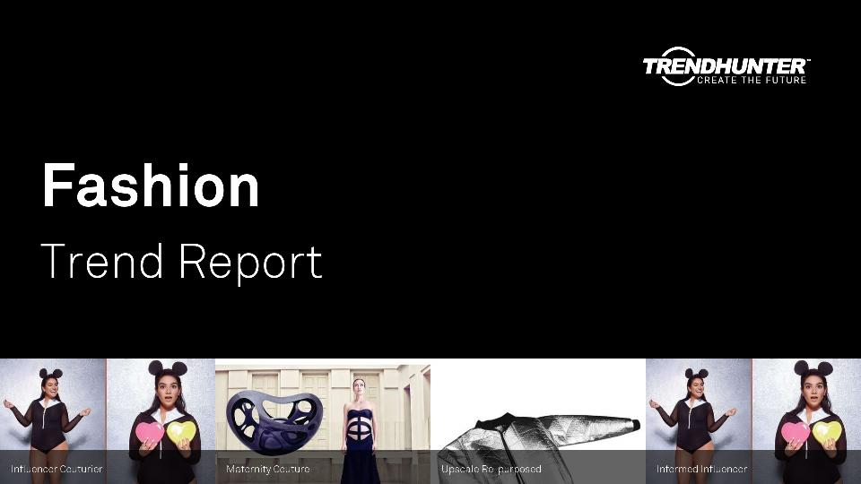 Fashion Trend Report Research