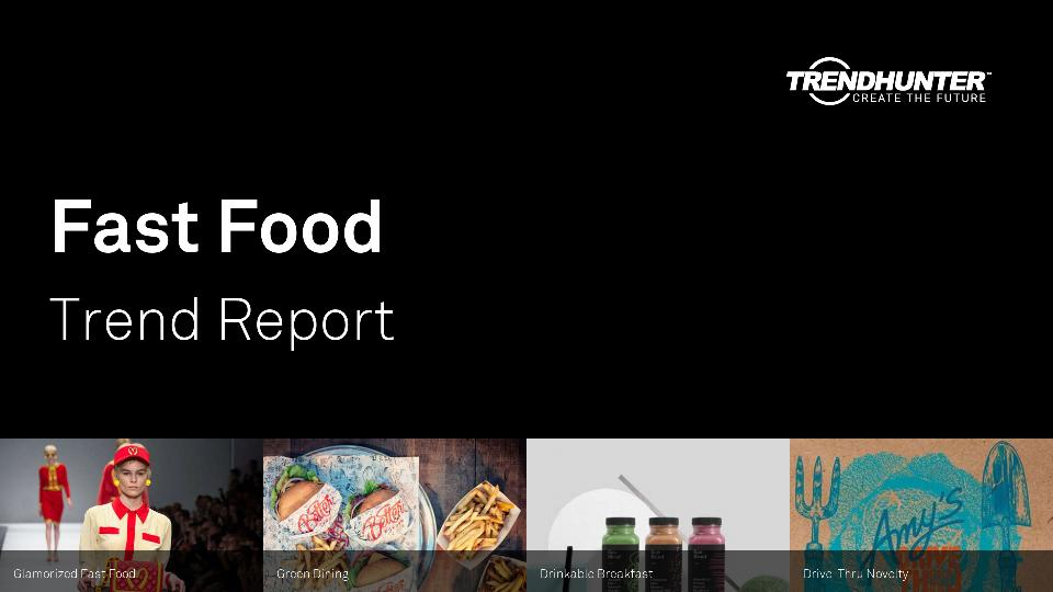 Fast Food Trend Report Research