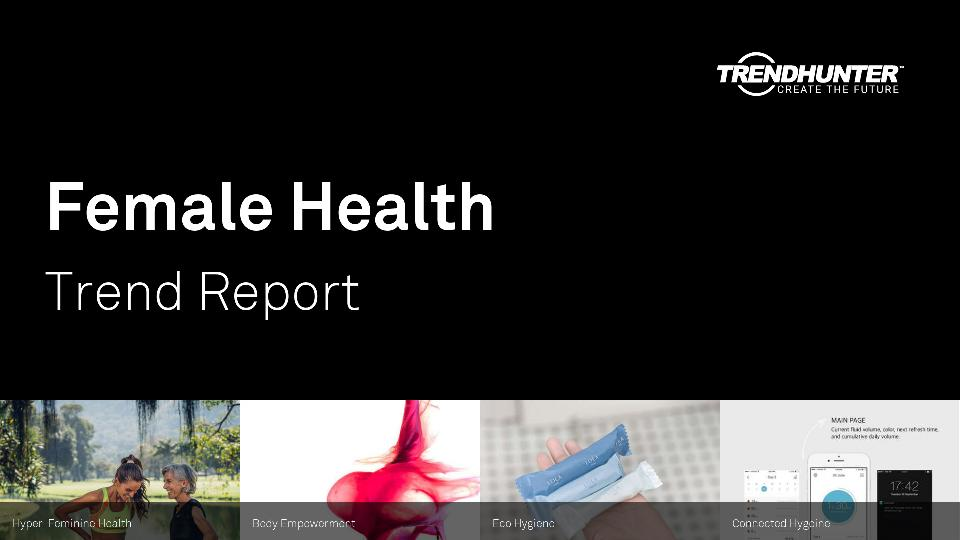 Female Health Trend Report Research