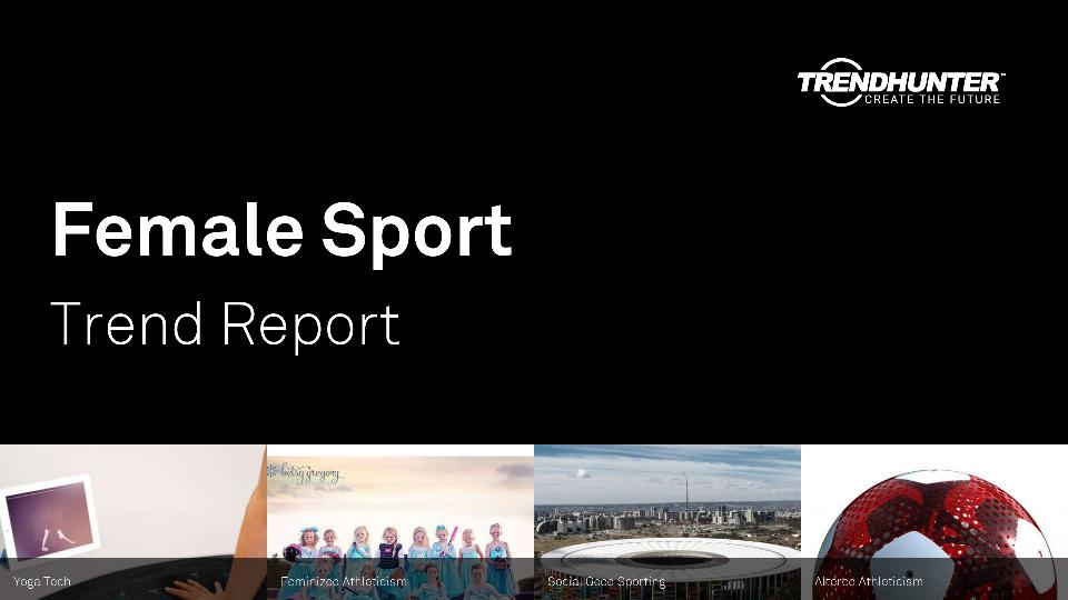 Female Sport Trend Report Research