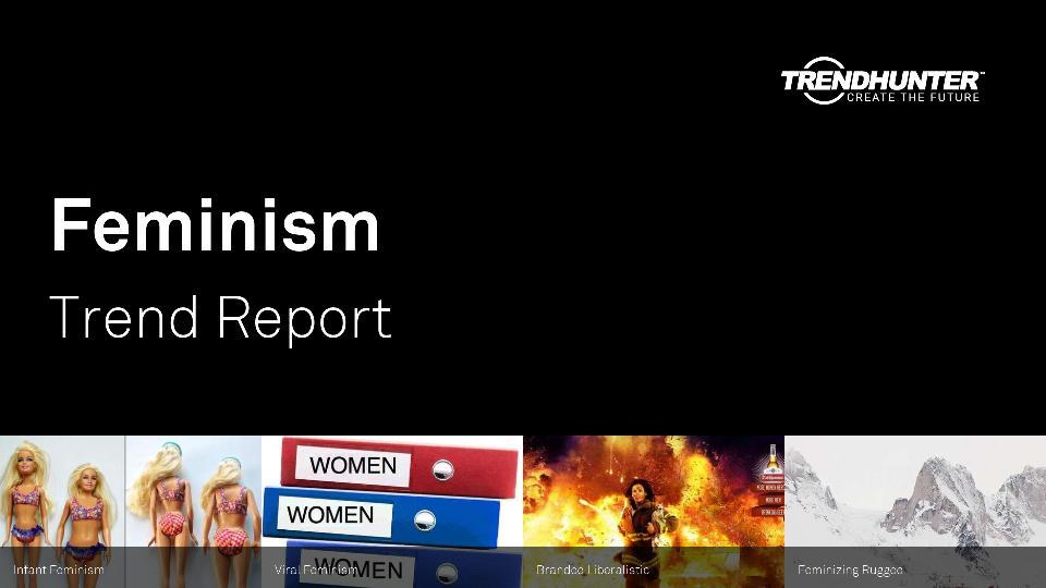 Feminism Trend Report Research