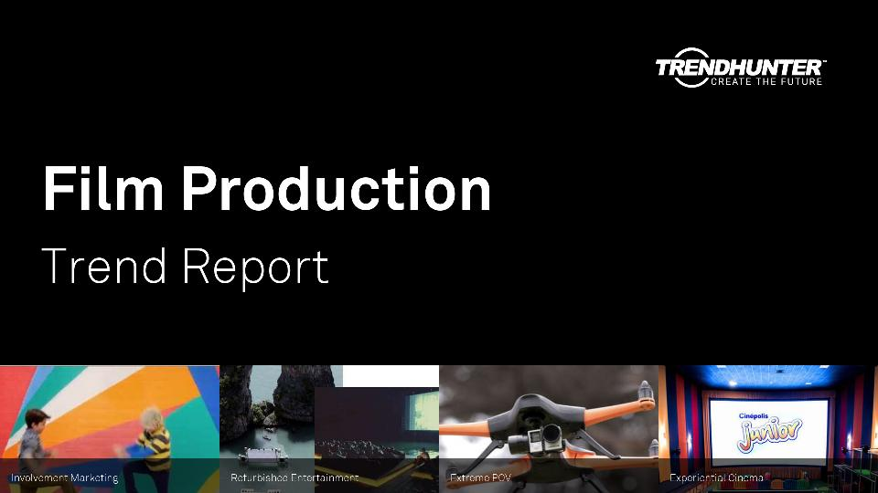 Film Production Trend Report Research