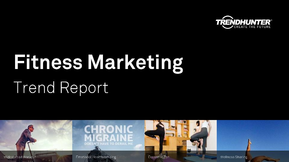 Fitness Marketing Trend Report Research