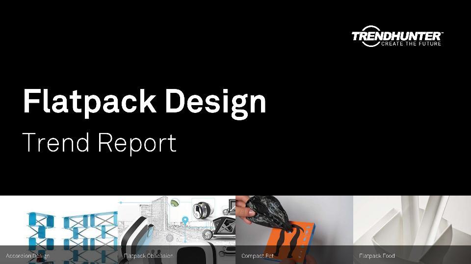 Flatpack Design Trend Report Research