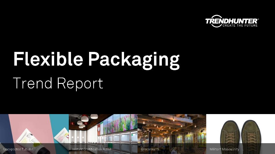 Flexible Packaging Trend Report Research