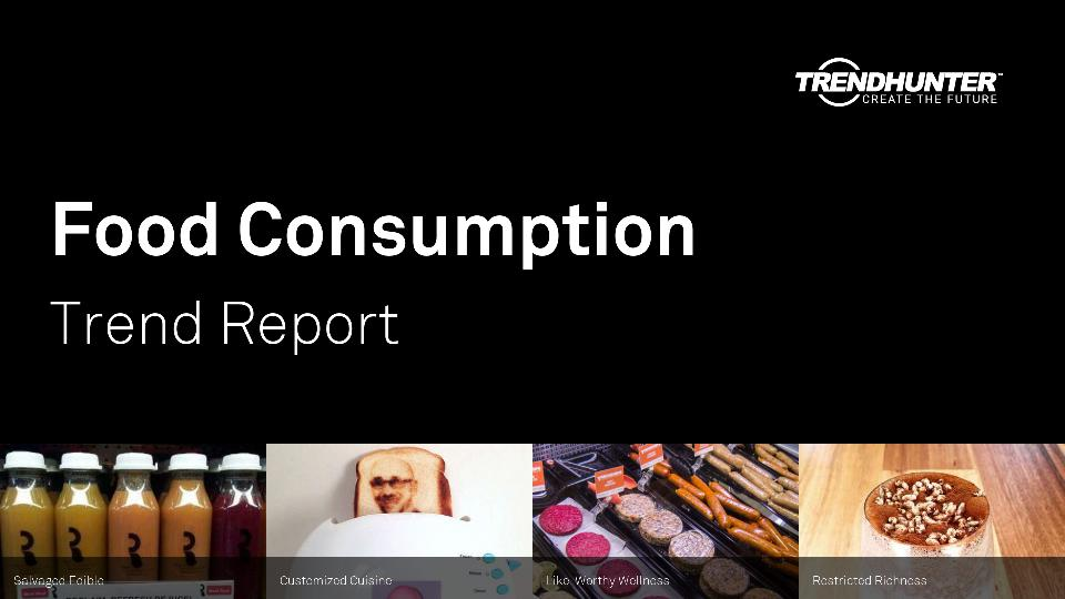 Food Consumption Trend Report Research