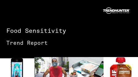 Food Sensitivity Trend Report and Food Sensitivity Market Research