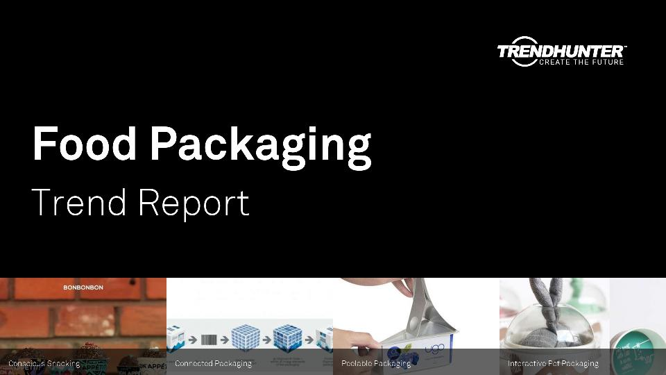 Food Packaging Trend Report Research