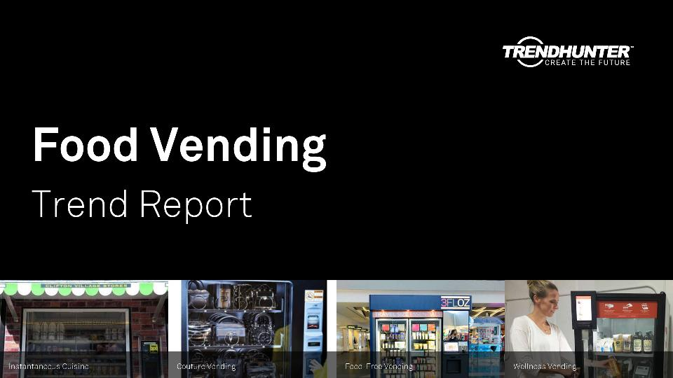 Food Vending Trend Report Research