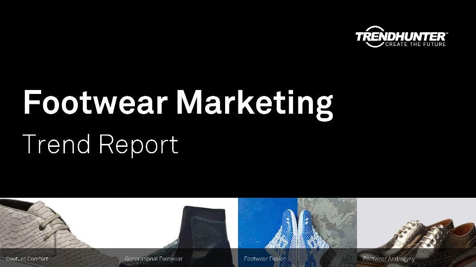 Footwear Marketing Trend Report Research