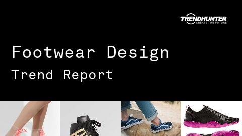 Footwear Design Trend Report and Footwear Design Market Research