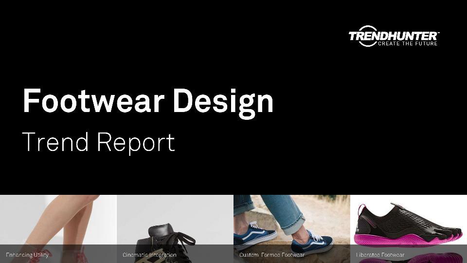Footwear Design Trend Report Research