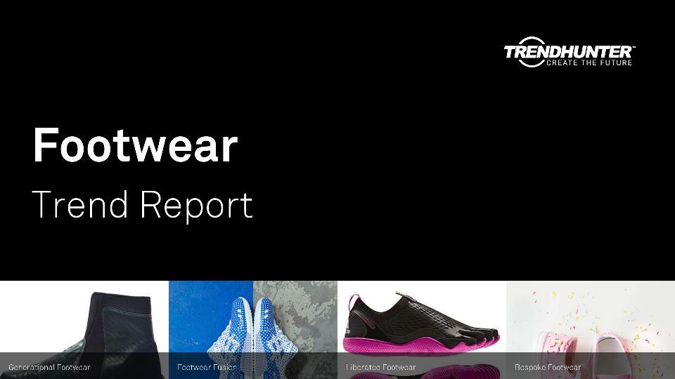Footwear Trend Report Research