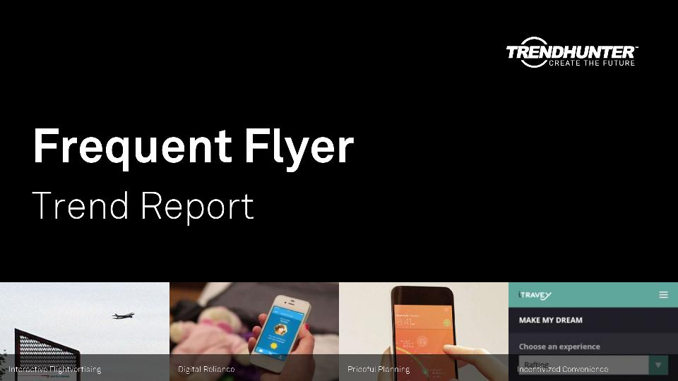 Frequent Flyer Trend Report Research