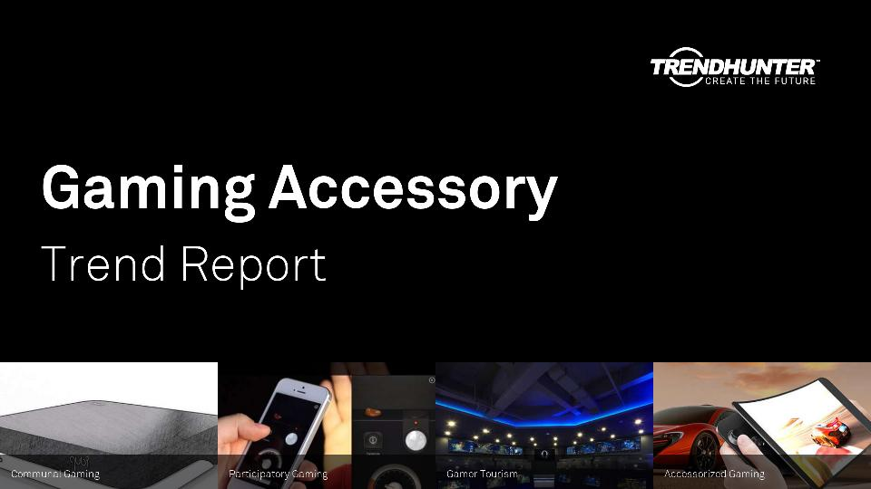 Gaming Accessory Trend Report Research