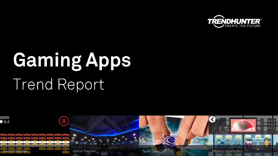 Gaming Apps Trend Report Research