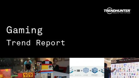 Gaming Trend Report and Gaming Market Research
