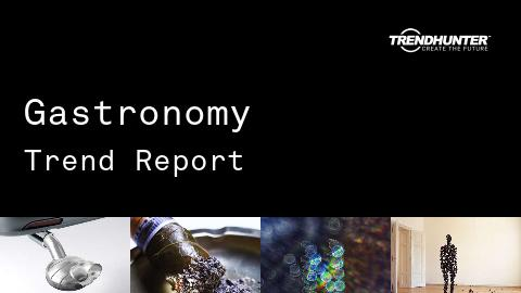 Gastronomy Trend Report and Gastronomy Market Research