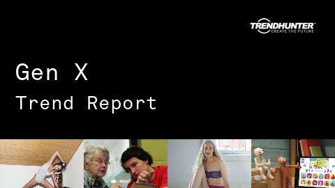 Gen X Trend Report and Gen X Market Research