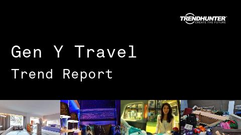 Gen Y Travel Trend Report and Gen Y Travel Market Research