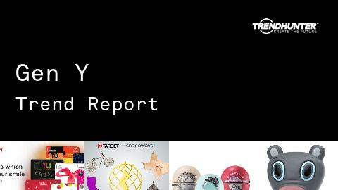 Gen Y Trend Report and Gen Y Market Research