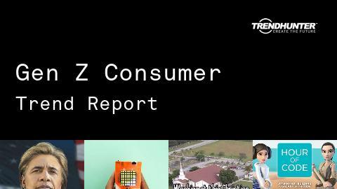 Gen Z Consumer Trend Report and Gen Z Consumer Market Research