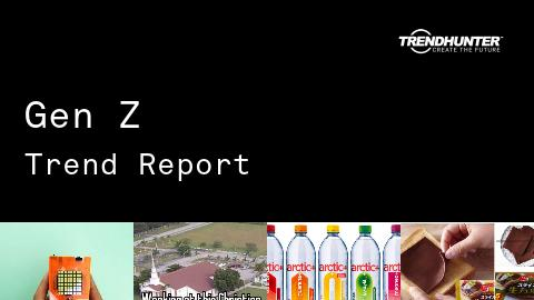 Gen Z Trend Report and Gen Z Market Research