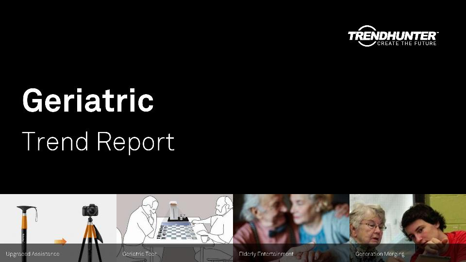 Geriatric Trend Report Research