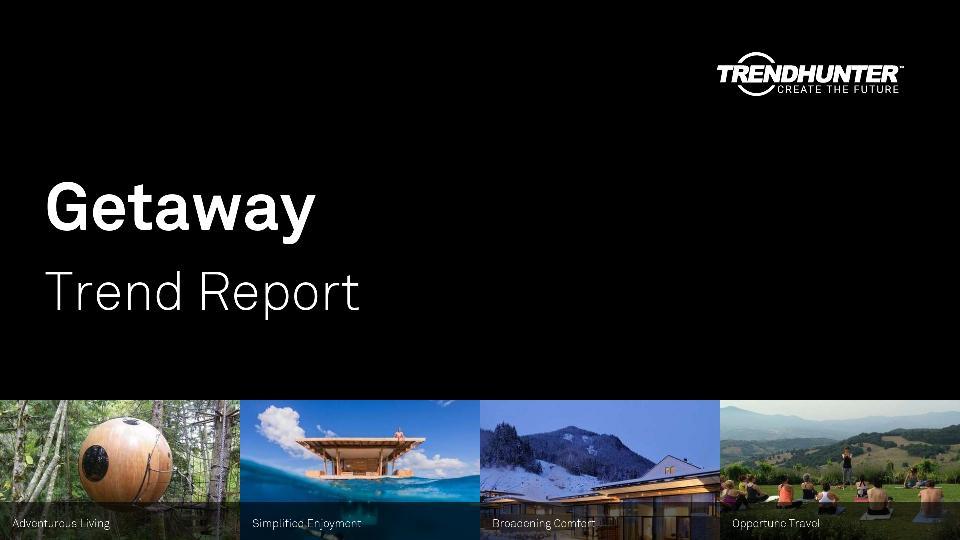 Getaway Trend Report Research