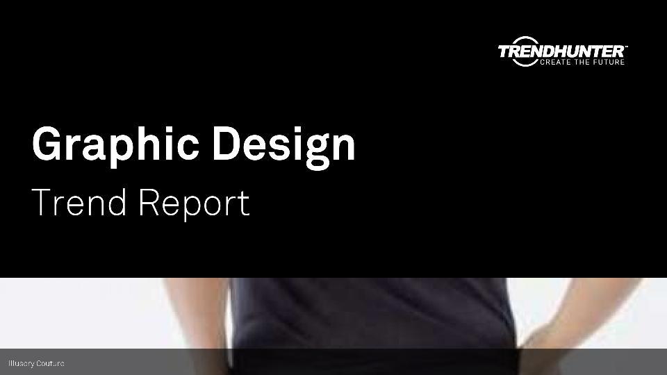 Graphic Design Trend Report Research