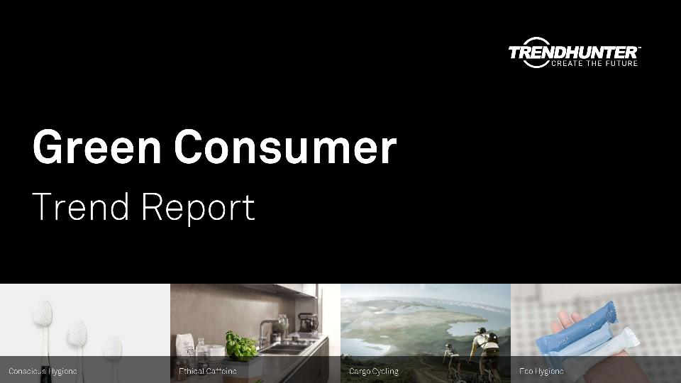 Green Consumer Trend Report Research