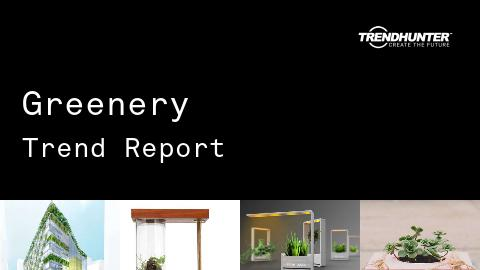 Greenery Trend Report and Greenery Market Research