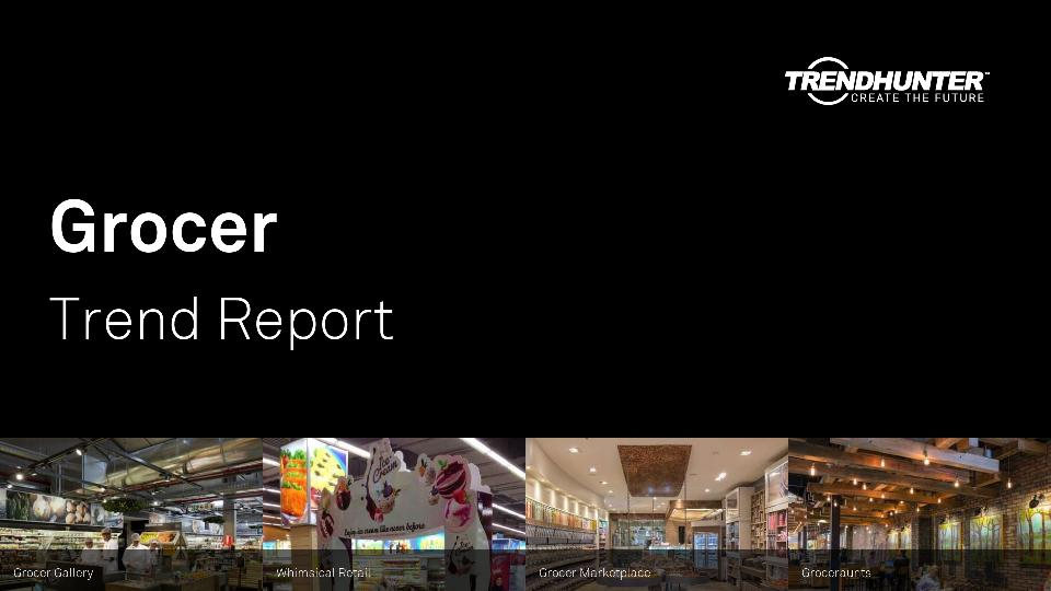 Grocer Trend Report Research