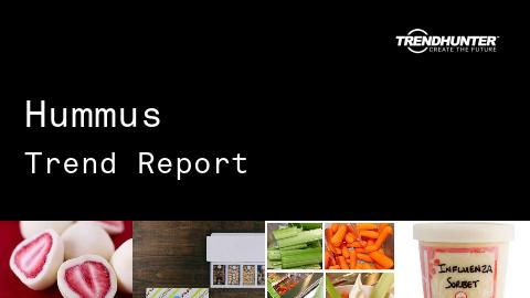 Hummus Trend Report and Hummus Market Research