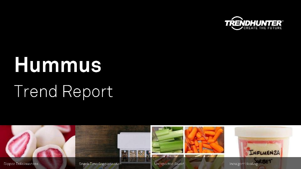 Hummus Trend Report Research