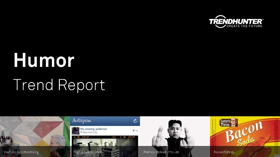 Humor Trend Report Research