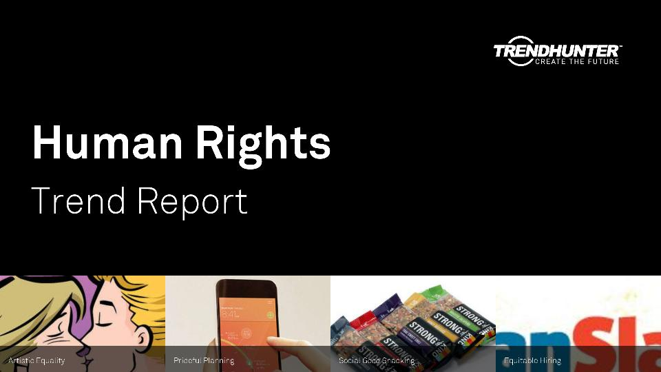 Human Rights Trend Report Research